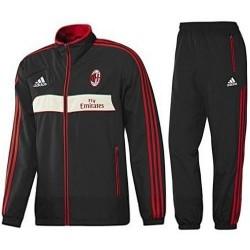Representative tracksuit in 2012/2013: AC Milan-Adidas