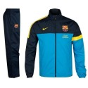 Repräsentative Trainingsanzug in 2012/13-FC Barcelona-Nike