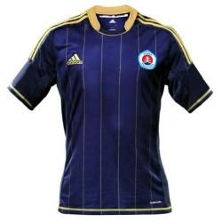 Football Jersey Slovan Bratislava Away 2012/13-Adidas