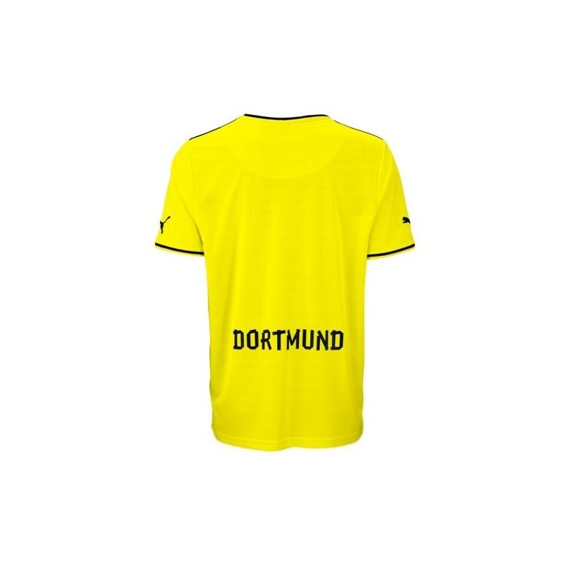 bvb borussia dortmund jersey no l no l version 2013 14 puma sportingplus passion for sport. Black Bedroom Furniture Sets. Home Design Ideas