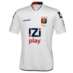 Genoa CFC Away Soccer Jersey 2013/14-Lotto