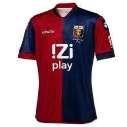 Soccer Genoa CFC Home Jersey 2013/14-Lotto
