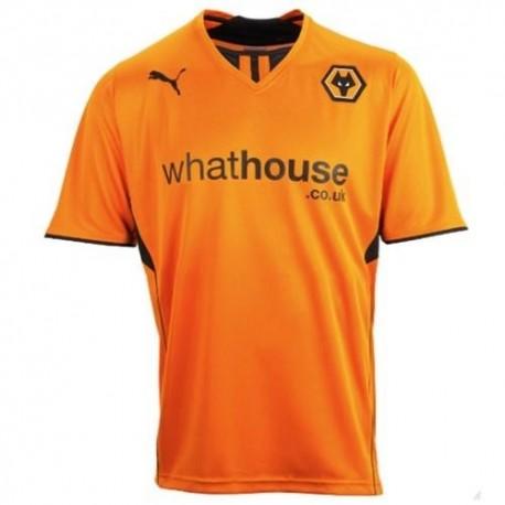 Wolverhampton Wanderers Home shirt 2013/14-Puma