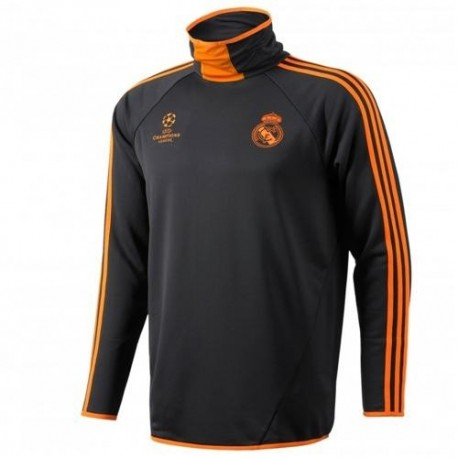 Technical training top Real Madrid CF 2013/14 UCL Adidas