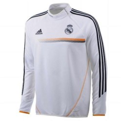 Technical training top Real Madrid CF White 2013/14 Adidas