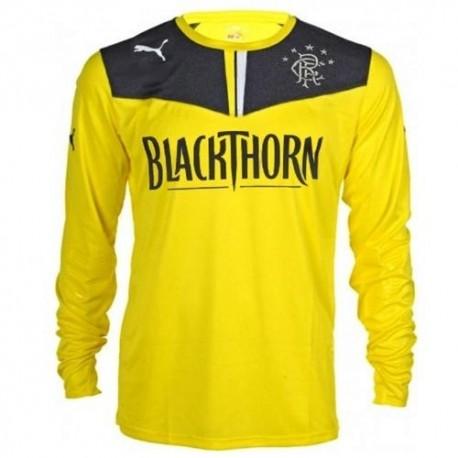 Glasgow Rangers Home goalkeeper shirt 2013/14-Puma
