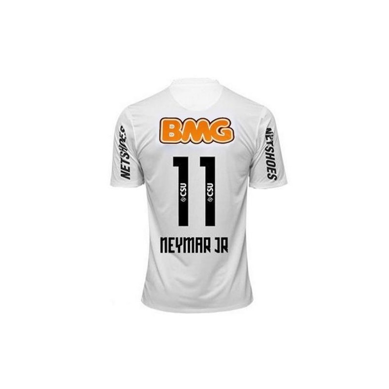 santos maillot centenaire home 2012 neymar jr 11 player issue nike sportingplus passion. Black Bedroom Furniture Sets. Home Design Ideas