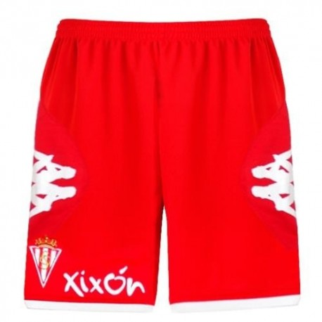 Shorts shorts Sporting Gijon Away 2012/13-Kappa