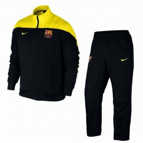 FC Barcelona's Third representative tracksuit in 2013/14-Nike
