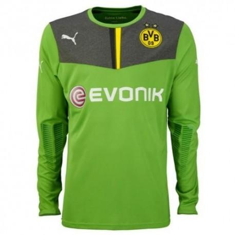 BVB Borussia Dortmund goalkeeper Jersey Away 2013/14-Puma
