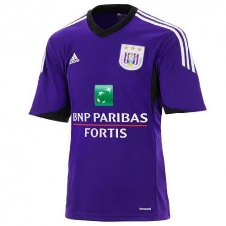 RSCA Anderlecht Home football shirt 2013/14 - Adidas