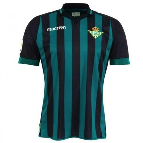 Real Betis Seville Soccer Jersey Away 2013/14-Macron