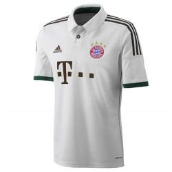 Bayern Munich Soccer Jersey Away 2013/14-Adidas