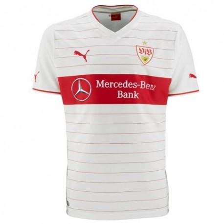 Stuttgart Soccer Jersey (VFB Stuttgart) 2013/14 Home-Puma