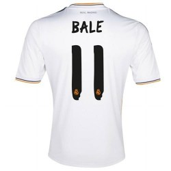 Real Madrid CF Home Jersey 2013/14 Bale 11-Adidas