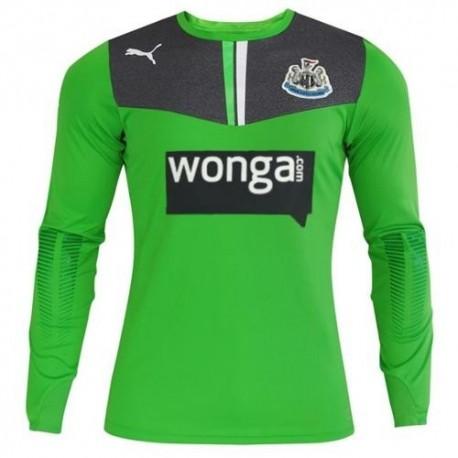 Newcastle United Home goalkeeper shirt 2013/14-Puma