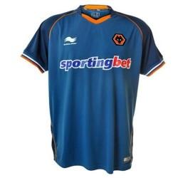 Wolverhampton Wanderers Away shirt 2012/13-Burrda