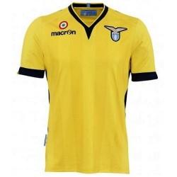 SS Lazio Soccer Jersey Away 2013/14-Macron