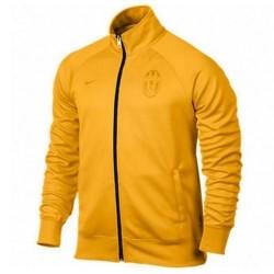 Juventus FC representation jacket 2013/14-Yellow Nike