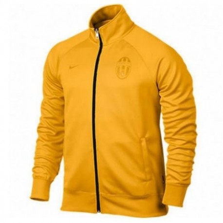 Juventus FC representation jacket 2013/14-Yellow Nike