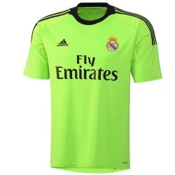 Real Madrid CF goalkeeper Jersey Away 2013/14-Adidas