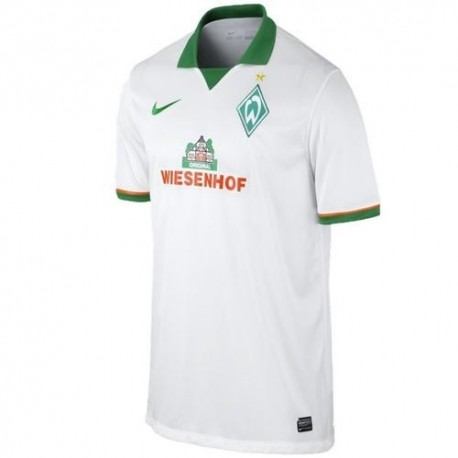 Werder Bremen Away Football Jersey 2013/14-Nike