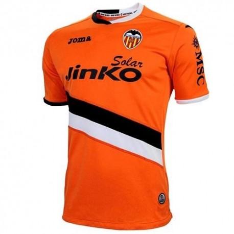 Valencia CF Soccer Jersey Away 2013/14-Joma