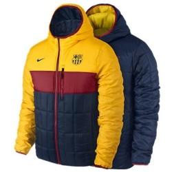 Flip It reversible Vest jacket FC Barcelona 2012/13-Nike