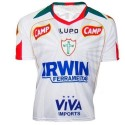 Soccer Jersey Away 2011/12 Portuguesa number 10 - Lupo