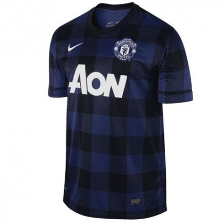 Manchester United Soccer Jersey Away 2013/14-Nike