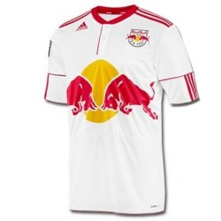 Football shirt New York Red Bulls Home 2010/11 - Adidas