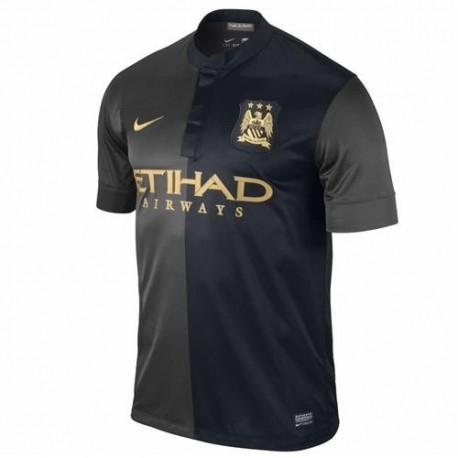 Manchester City Away football shirt 2013/14-Nike