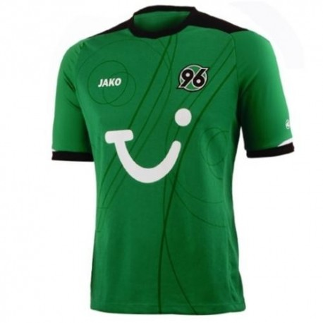 Hannover 96 Soccer Jersey Away 2012/13-Jako