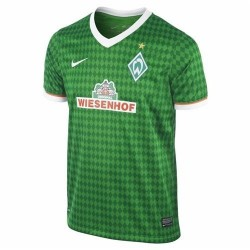 Werder Bremen Home Football Jersey 2013/14-Nike