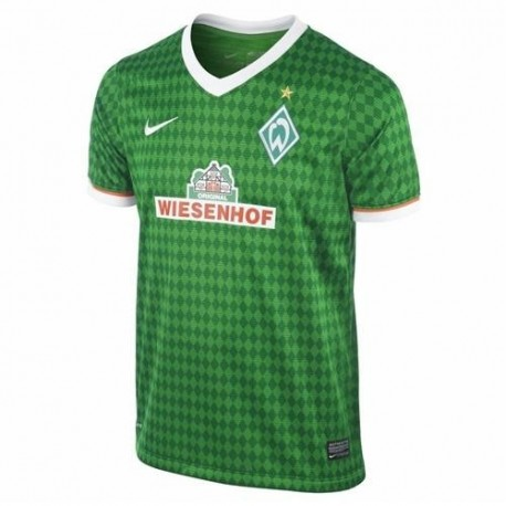 super cute bf859 430db Werder Bremen Home Football Jersey 2013/14-Nike - SportingPlus ...