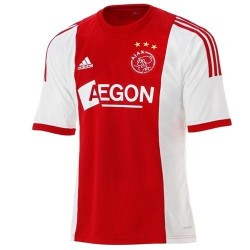 Ajax Amsterdam Soccer Jersey Home 2013/14-Adidas