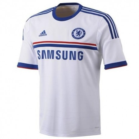 Chelsea FC Soccer Jersey Away 2013/14-Adidas