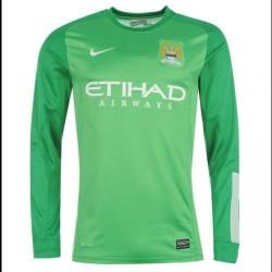 Manchester City goalkeeper shirt Home Nike 2013/14-