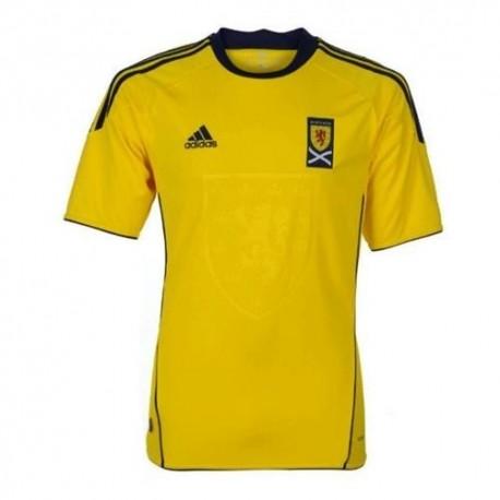 Scotland National Jersey 2010/12 Away Adidas