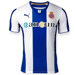 RCD Espanyol football Jersey Home 2013/14-Puma