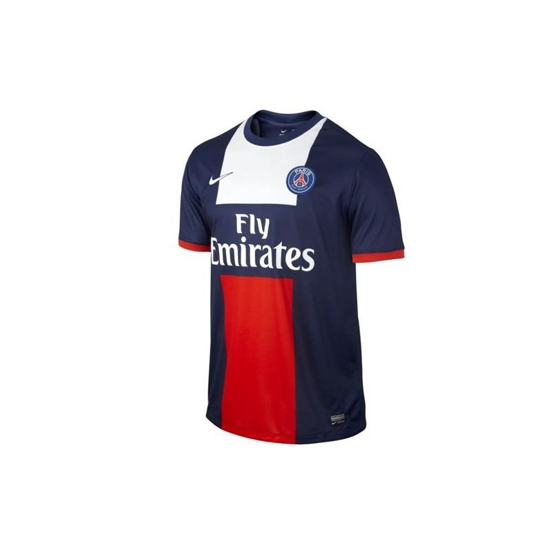 nike football shirt paris sg psg home new men 39 s ebay. Black Bedroom Furniture Sets. Home Design Ideas