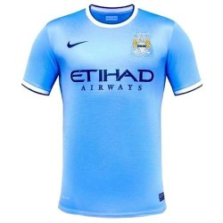 Manchester City football shirt Home Nike 2013/14-
