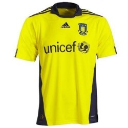 Brondby Soccer Jersey Home 2010/12-Adidas