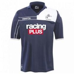 Millwall FC Home football shirt 2012/13-Macron