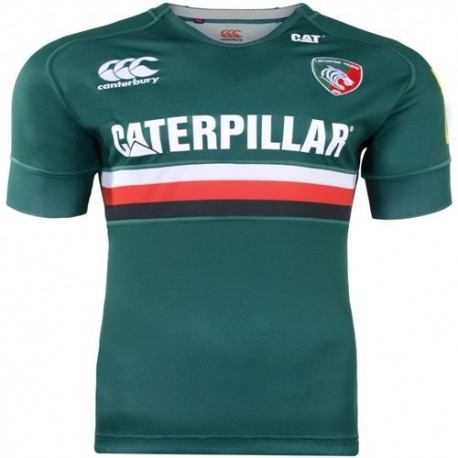 Leicester Tigers Rugby jersey 2013/14 Home Test Match