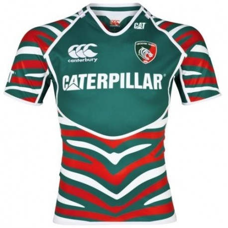 Leicester Tigers Rugby jersey 2012/13 Home Test matches