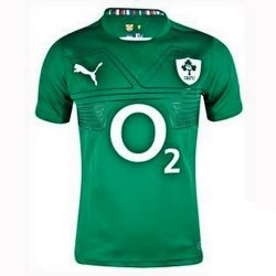Ireland National Rugby Jersey Home 2013/14-Puma