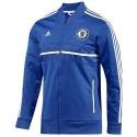 Jacke aus Pre-Race-Darstellung Chelsea FC 2013/14-Adidas