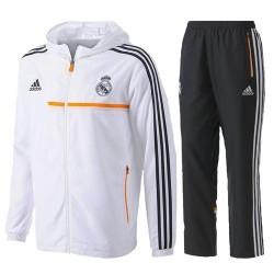 Real Madrid CF Presentation tracksuit 2013/14-Adidas