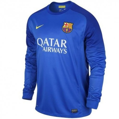 FC Barcelona Away goalkeeper shirt 2013/14-Nike